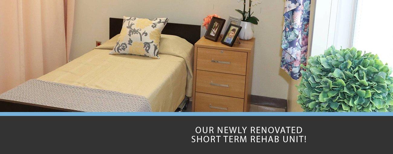 Short Term Rehab Renovation Slide #1