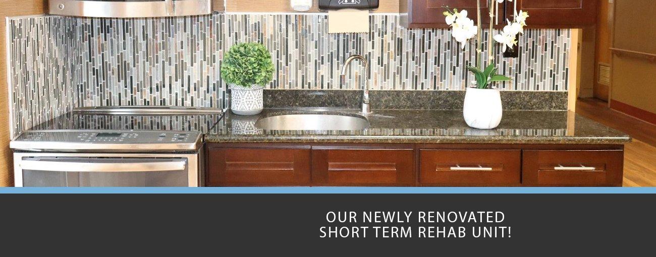 Short Term Rehab Renovation Slide #6